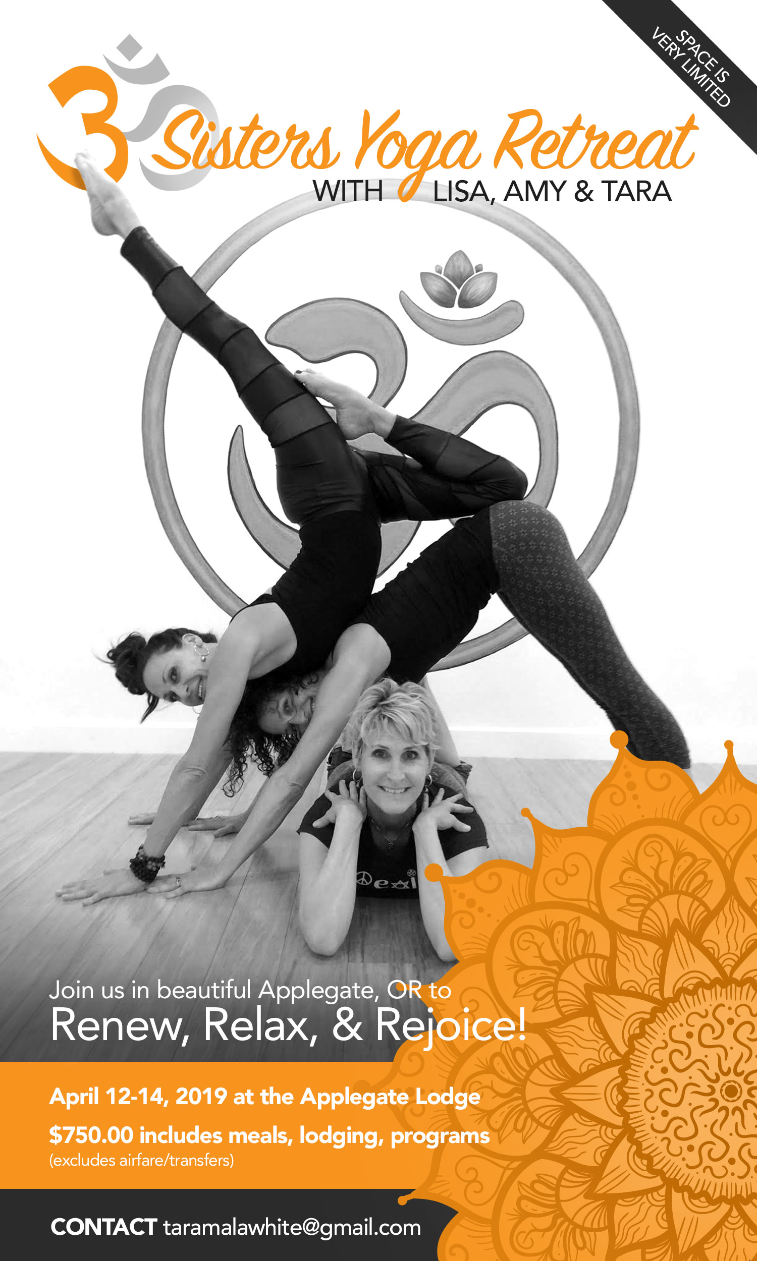 3 Sisters Yoga Retreat