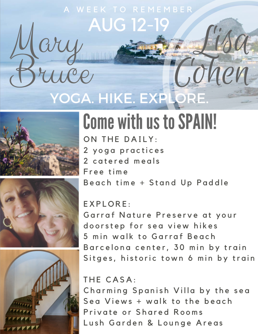 Spanish Yoga Retreat